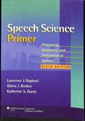 Speech Science Primer
