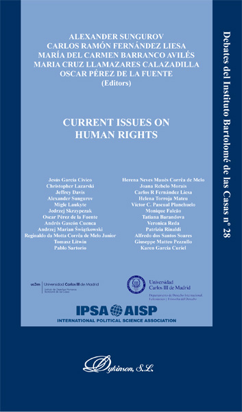 Current issues on Human Rights