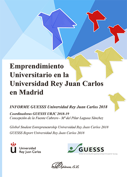 Emprendimiento universitario en la Universidad Rey Juan Carlos en Madrid