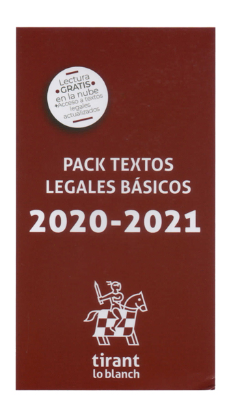 Pack Textos Legales
