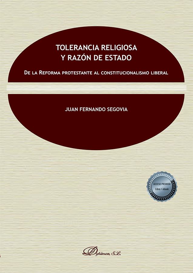Tolerancia religiosa y razón de Estado