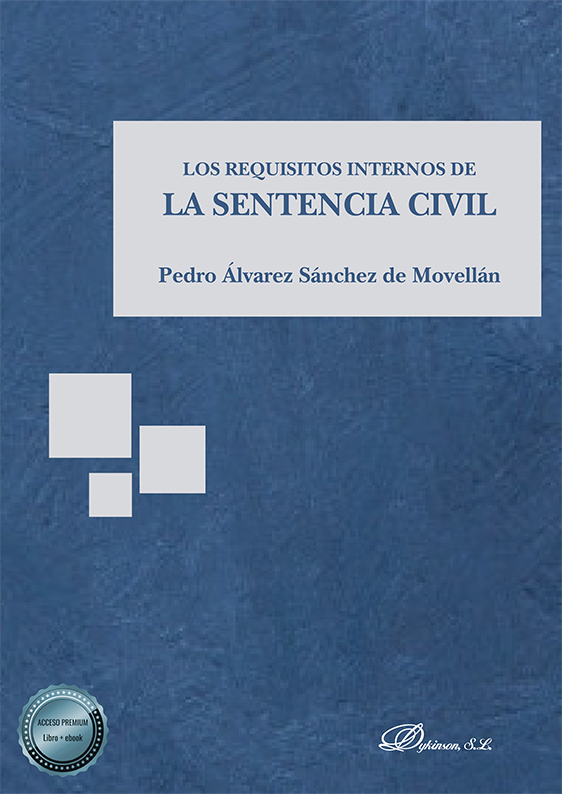 Los requisitos internos de la sentencia civil