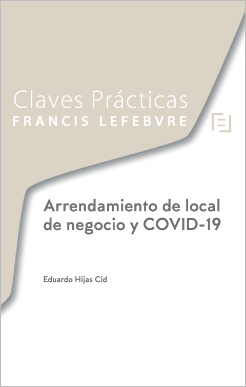 Arrendamiento de local de negocio y COVID-19