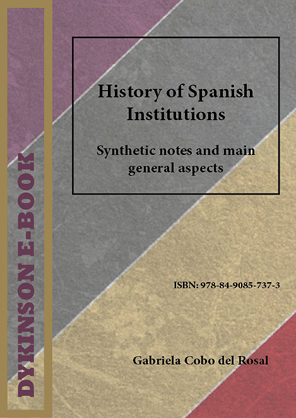 History of Spanish Institutions