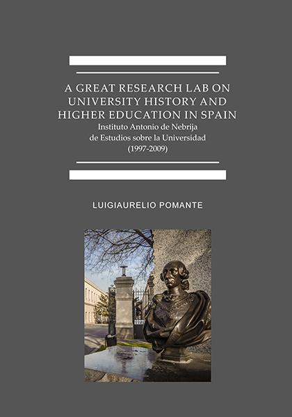 A great research lab on University History and Higher Education in Spain