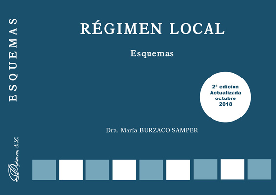 Régimen Local. Esquemas