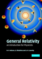 General relativity: An introduction fo Physicists