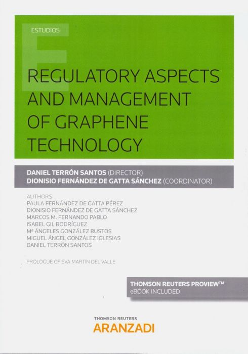 Regulatory aspects and management of graphene technology