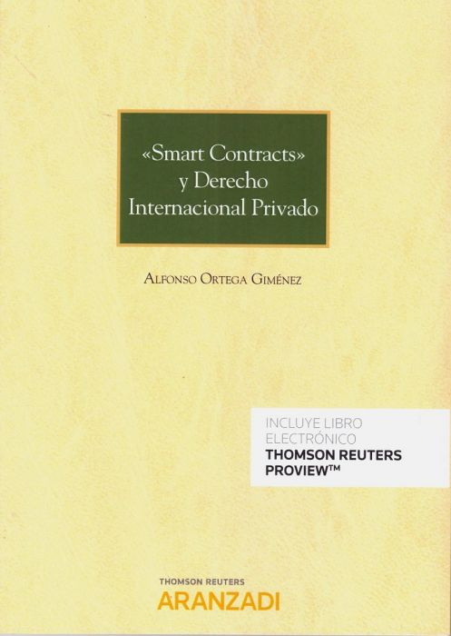 «Smart contracts» y derecho internacional privado