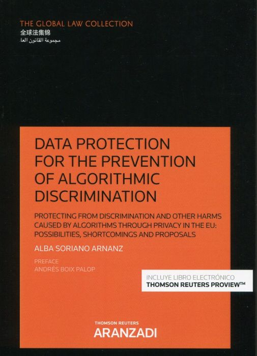 Data protection for the prevention of algorithmic discrimination