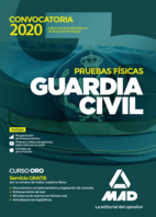 Guardia Civil. Escala de Cabos y Guardias. Pruebas físicas