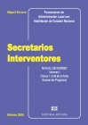 Secretarios interventores de la administración local