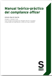 Manual teórico-práctico del compliance officer