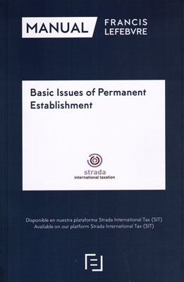 Basic Issues of Permanent Establishment