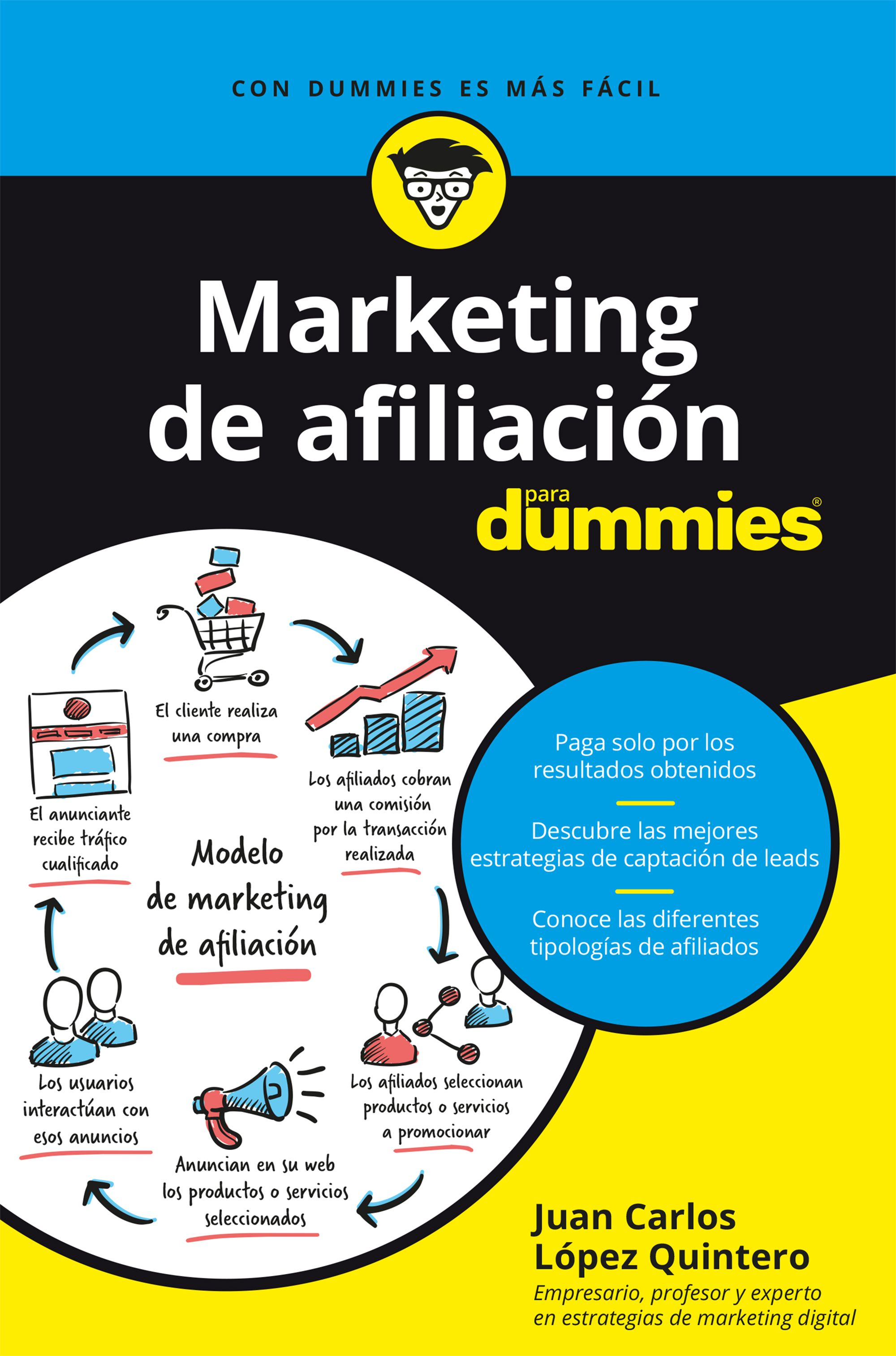 Marketing de afiliación para dummies