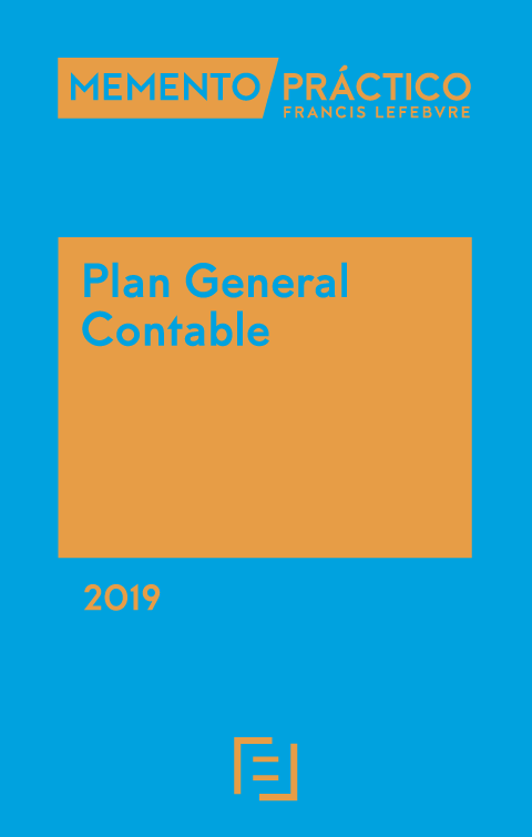 Memento Plan General Contable 2019