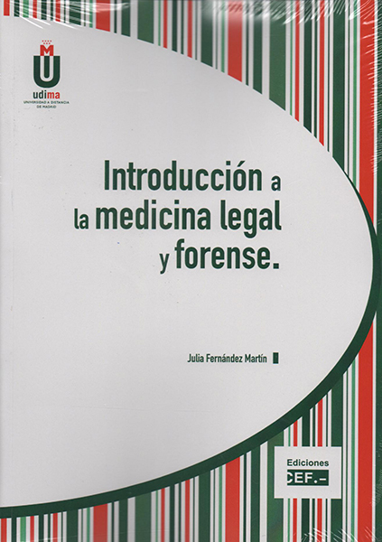 Introducción a la medicina legal y forense