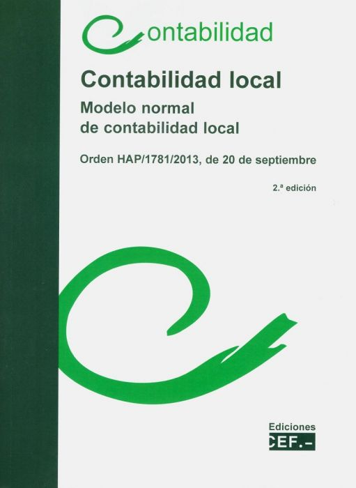 Contabilidad local 2020. Modelo normal de contabilidad local