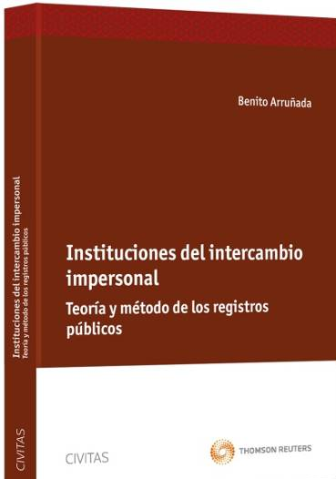 Instituciones del intercambio impersonal