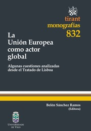 La Unión Europea como actor global