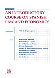 An Introductory Course on Spanish Law and Economics