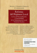 Reforma del Régimen Local