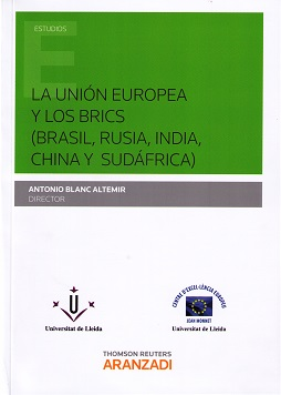 La Unión Europea y los BRICS (Brasil, Rusia, India, China y Sudáfrica)