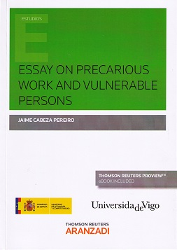 Essay on precarious work and vulnerable persons