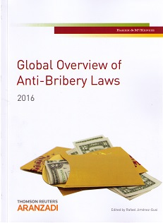 Global Overview of Anti-Bribery Laws. 2016