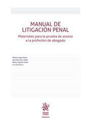 Manual de Litigación Penal