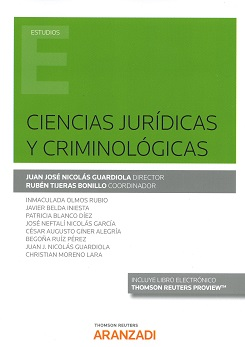 Ciencias Jurídicas y Criminológicas