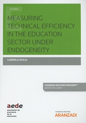 Measuring technical efficiency in the education sector under endogeneity