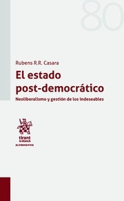 El estado post-democrático