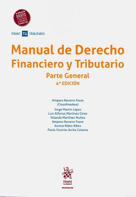 Manual de Derecho Financiero y Tributario. Parte general