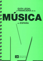 Guía legal financiera de la música en España
