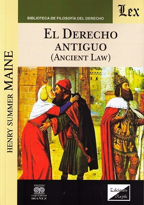 El derecho antiguo (ancient law)