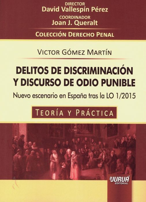 Delitos de discriminación y discurso de odio punible