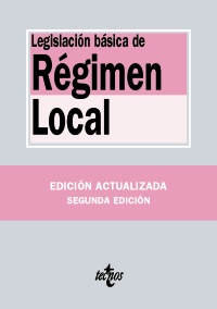 Legislación básica de Régimen Local