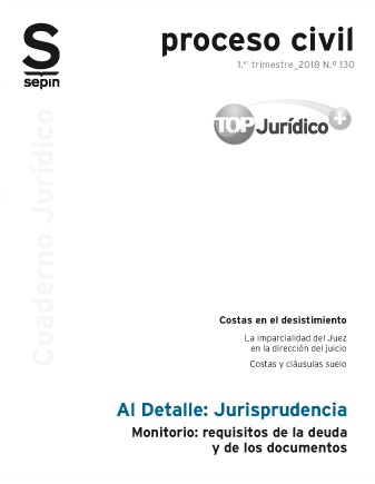 Monitorio: requisitos de la deuda y de los documentos