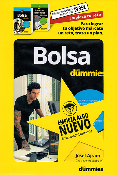 Pack Bolsa para Dummies #EmpiezaTuReto