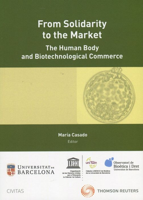 From solidarity to the market. The human body and biotechnological