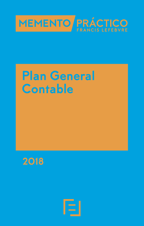 Memento Plan General Contable 2018